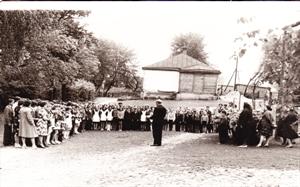 История Спасской школы