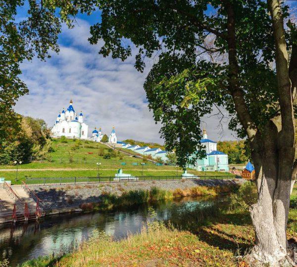 Экскурсия в Курскую-Коренную