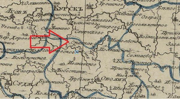 Спасское - 1794